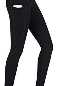 FUNANI High Waist Yoga Pants, Yoga Pants with Pockets for Women Tummy Control 4 Ways Stretch Leggings