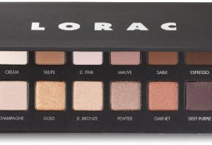 LORAC PRO Palette Eyeshadow Kit