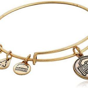 Alex and Ani Ohio State University Logo Expandable Bangle Bracelet