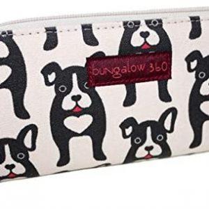 Bungalow 360 Zip Around Wallet