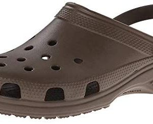 Crocs Mens and Womens Classic Clog | Water Shoes | Comfortable Slip On Shoes