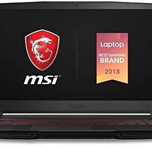 "MSI GF63 Thin 8SC-030 15.6"" Gaming Laptop, Thin Bezel, Intel Core i5-8300H, NVIDIA GeForce GTX1650, 8GB, 256GB NVMe NVMe SSD"